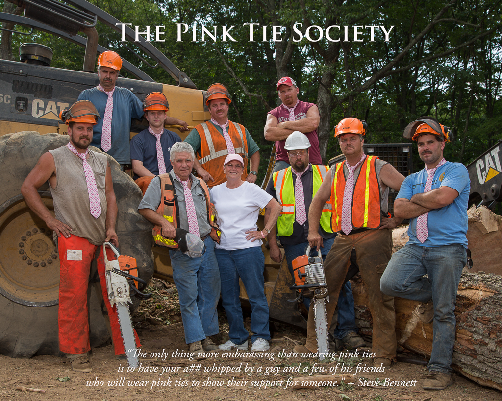 The Pink Tie Society_8x10
